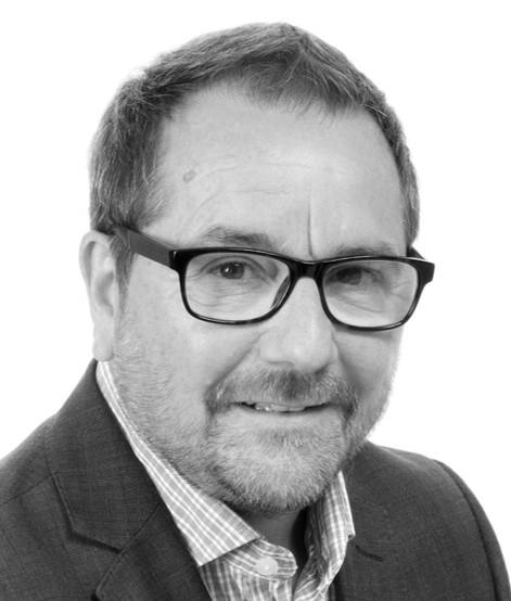 Nigel Fenny MBA: Chief Executive &  Director